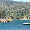 Big Bear Lake. San Bernardino NF, California