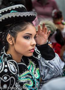 Folk Life Festival Performer