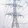 Power line. Itasca, Illinois