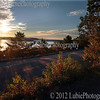 Sunrise in Acadia National Park, Maine, HDR image