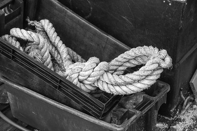 Rope in a box