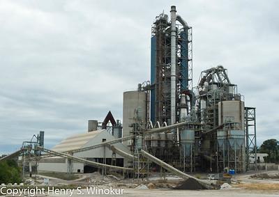 Lehigh Cement Plant