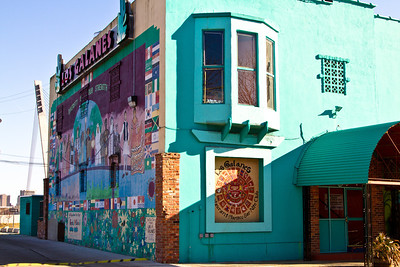 Los Calanes Restaurant in Mexican Town in Detroit