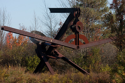 Scarlatti by Mark di Suvero