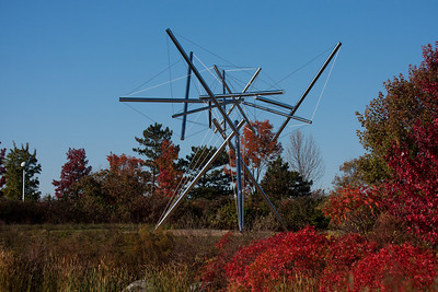 B-Tree II by Kenneth Snelson