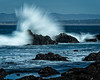 Surf at Pacific Grove