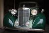 Vintage MG Sedan