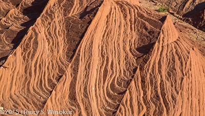 Patterns In the Valley of Fire State Park