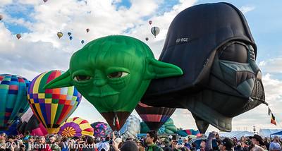 Yoda & Darth
