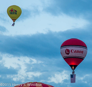 Sponsor Balloons