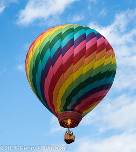 Rainbow Balloon