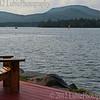 One of many lakes in Adirondack National Park, NY