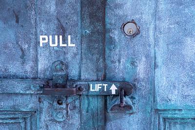Lift...handle