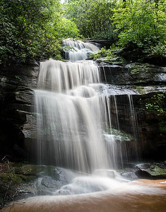 Waterfall in NC