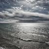 Drama over Santa Barbara Channel Islands