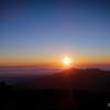 Haleakala national park - Sunrise from  10000ft