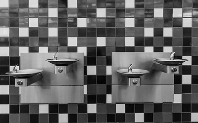 Water Fountains.