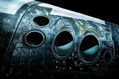 Thruster Ports