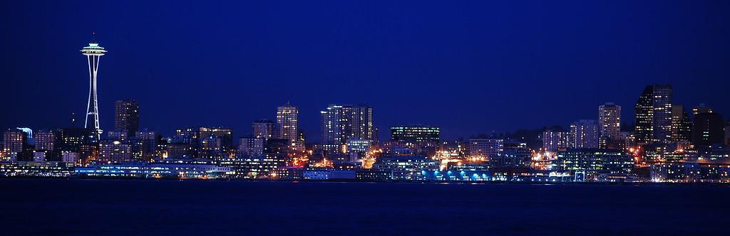 Blue Seattle
