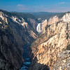 Grand Canyon of Yellowstone near Lookout Point