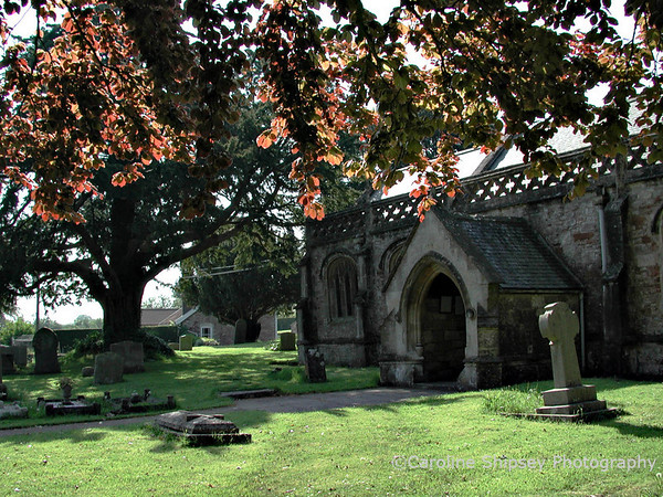 Ubley Church