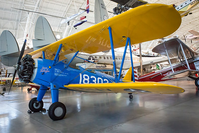 Udvar-Hazy Center - Smithsonian Air and Space Museum Annex