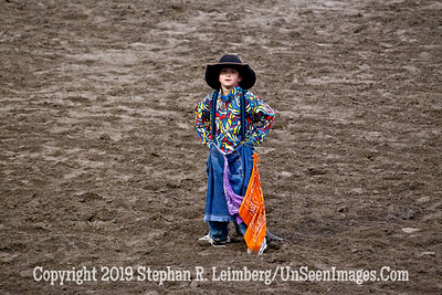 Young Rodeo Clown JPG 20110619_Rodeo - Cody - June 2011_8049