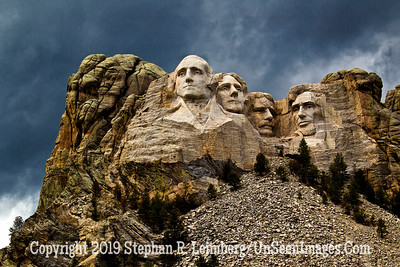 Mt Rushmore Four Presidents 2 HDR JPG 20110621_Mt Rushmore Crazy Horse_8515