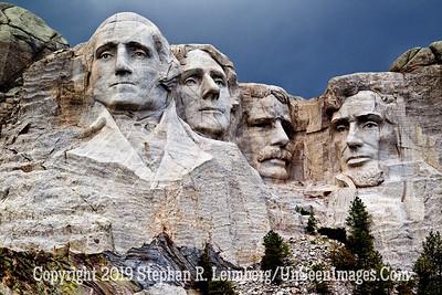 Mt Rushmore 1 Four Presidents JPG 20110621_Mt Rushmore Crazy Horse_8497