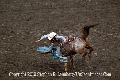 Leaving Horse  JPG 20110619_Rodeo - Cody - June 2011_7935