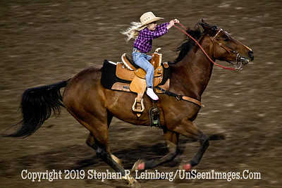 Blonde Girl Rider JPG 20110619_Rodeo - Cody - June 2011_8210