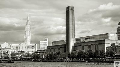 Tate Modern & The Shard