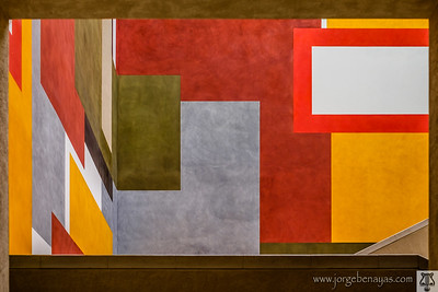 Tate Britain Stairs