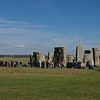 Stonehenge and visitors