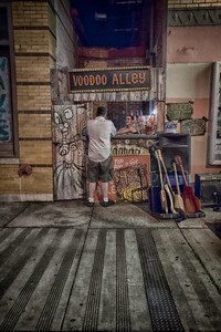 Voodoo Alley