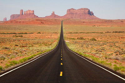 US 163, Oljato-Monument Valley, UT