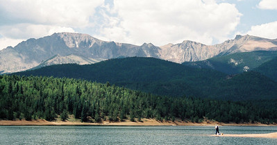 Gone Fishin; Pikes Peak, CO (N60, scanned from negative)