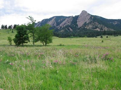 Chautauqua; Boulder, CO