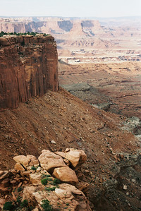 Canyonlands; Moab, UT (N60, scanned from negative)