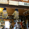 Sled dog tack shop - Denali National Park