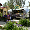 Spinach bread food truck - Talkeetna.