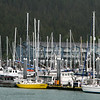 Boats in harbor - Seward