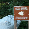 "Be ""Bear Aware"" folks!"