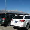 Rental cars and Jackson airport - the only airport completely within a national park