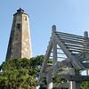 Old Baldy Lighthouse - Baldhead Island