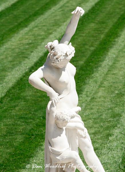 Sculpture at Biltmore House - Asheville
