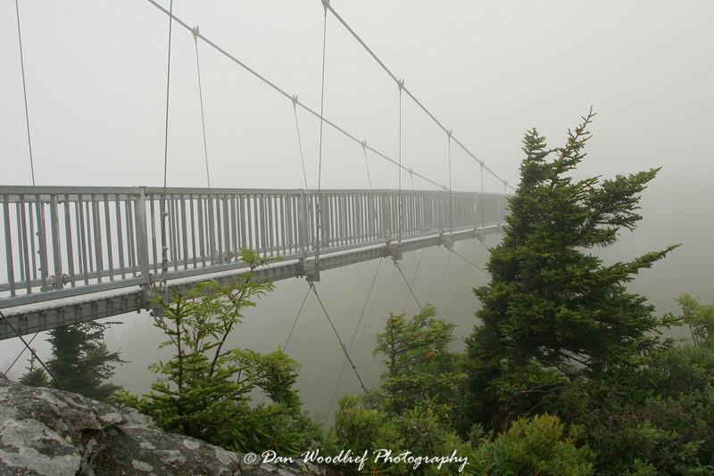 Swinging Bridge - Grandfather Mountain