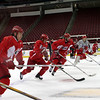Carolina Hurricanes Practice - Raleigh