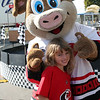 Stormy, the mascot of the Carolina Hurricanes hockey team - Raleigh