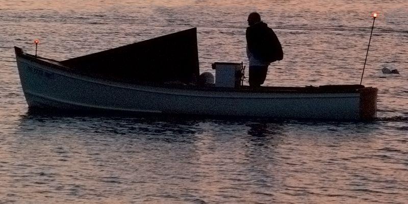 Sunset at Newport, Rhode Island